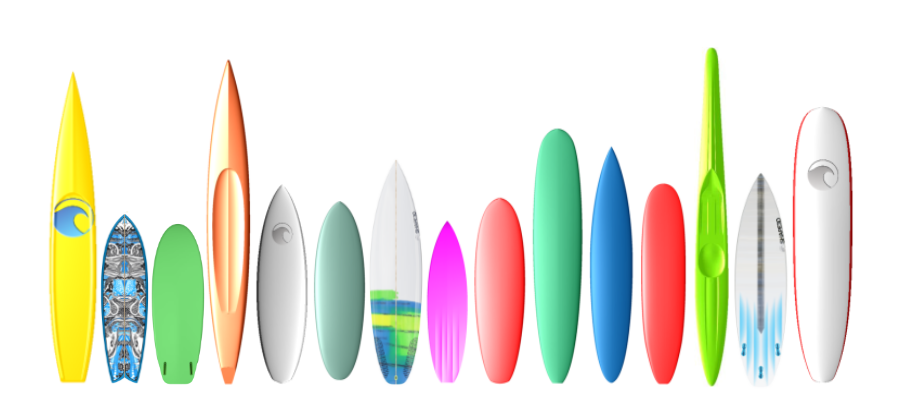 graphic about Printable Surfboard Templates named Condition3d : Surfboard Design and style Program